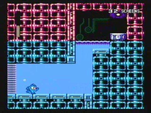 Print Page - Mega Man Maps