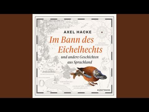 Im Bann des Eichelhechts YouTube Hörbuch Trailer auf Deutsch