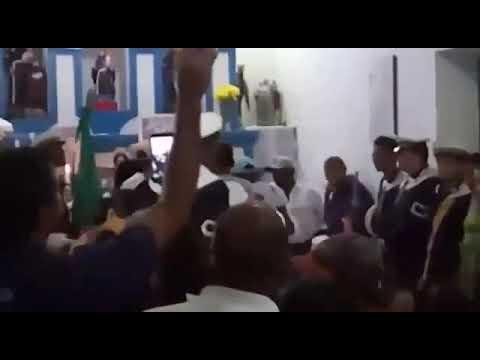 Novenario de Santo Antonio Na Aldeia  Brejo Dos Padres Pernanbuco 10/06/2018