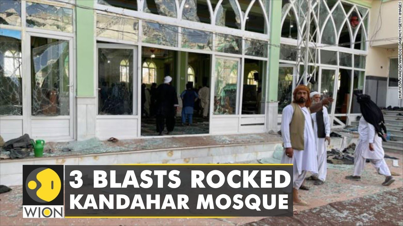 Download Afghanistan: Another Shi'ite mosque targeted in Kandahar | WION English News