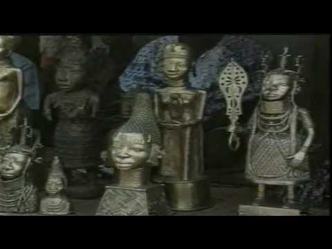 PORTRAIT OF A CULTURE 1 (The Nigerian Art Heritage)