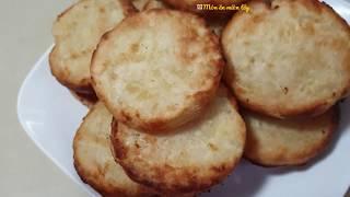 Chia sẻ cách làm bánh khoai mì nướng thơm béo mùi nước cốt dừa ,ăn là ghiền. Tập 116