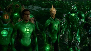 Green Lantern Corps | Green Lantern Extended cut