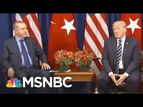 Donald Trump To Turkish President: 'It's A Great Honor' | All In | MSNBC