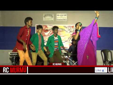 Santali Traditional Stage Song 2017