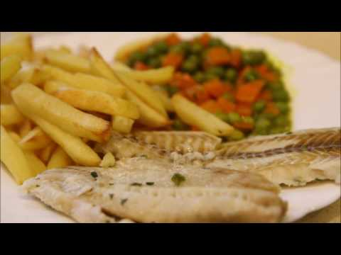 How to bake, roast fish in an oven in the Croatian way