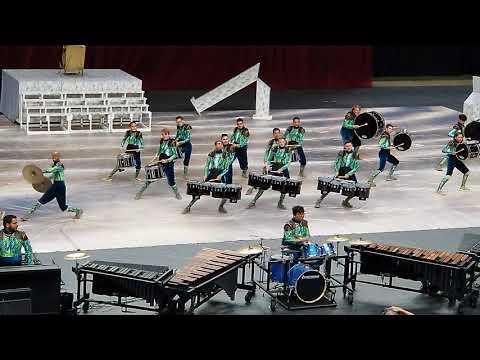 2018 Texas Winter Guard Championships (Percussion) UTSA