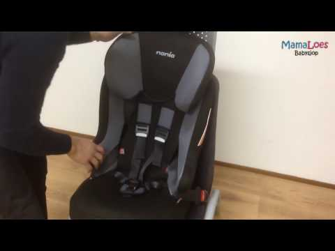 Nania Racer SP   обзор Babytom