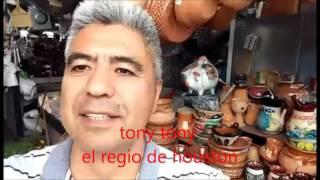 tony tony el regio de houston visita mercado popular mexicano en houston tx