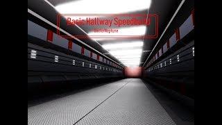 [Roblox Studio] Basic Hallway Speedbuild