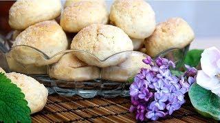 Печенье на кефире из простых продуктов Просто и очень вкусно