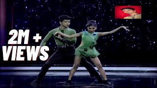 Suman & Aarshi - Mind blowing performance by India`s Got Talent contestants