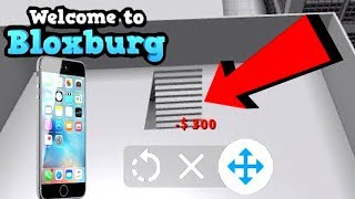 Building Second Story And Stairs With Phone Subscriber Request Bloxburg Build Roblox Fambam Youtube