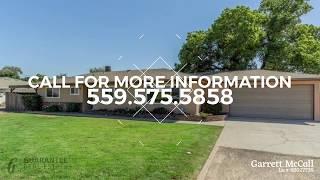 Open House: 1801 E Adams Ave, Fresno CA 93725