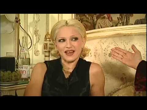 Madonna and Ruby Wax discuss Princess Diana and London phone tapping