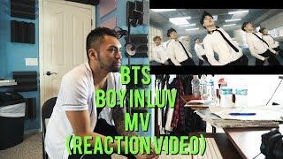 Video BTS - Boy In Luv - MV - (REACTION VIDEO) download MP3, 3GP, MP4, WEBM, AVI, FLV Agustus 2017