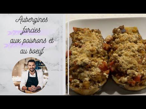 aubergines-farcies-aux-poivrons-et-au-boeuf-by-cyril-lignac