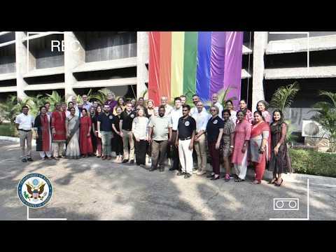U.S Consulate General Chennai Celebrates PRIDE