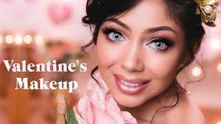 Valentine's Day Makeup Look | Charisma Star
