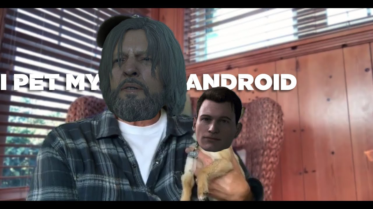 Detroit Become Human Connor Jacksepticeye Detroit Become Human