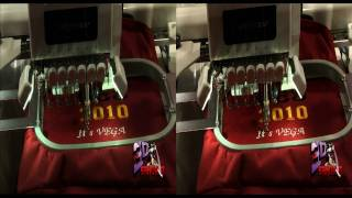 3D Brother Embroidery Machine