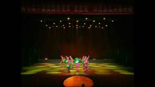Han Chinese Dance - Pretty Women 俏媳妇