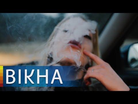 Какая реакция на замечания? Борьба с курящими в авто, которые мусорят | Вікна-Новини