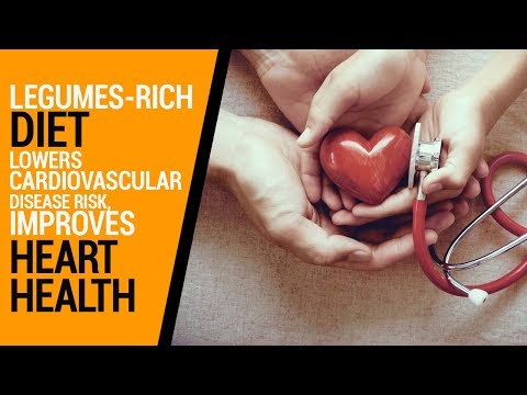 Legumes-rich diet lowers cardiovascular disease risk, improves heart health thumbnail