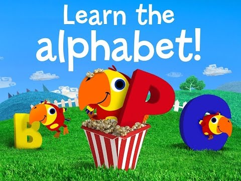 Abc Learning Games For 3 Year Olds Youtube