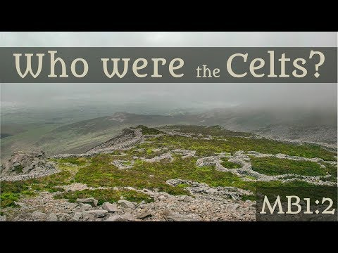 Who were the Celts - 1:02 Sarah Woodbury's Medieval Britain