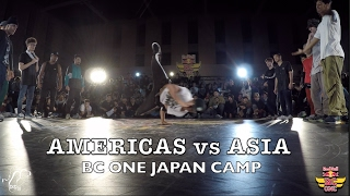Americas vs Asia | BC One Camp Continental Battle