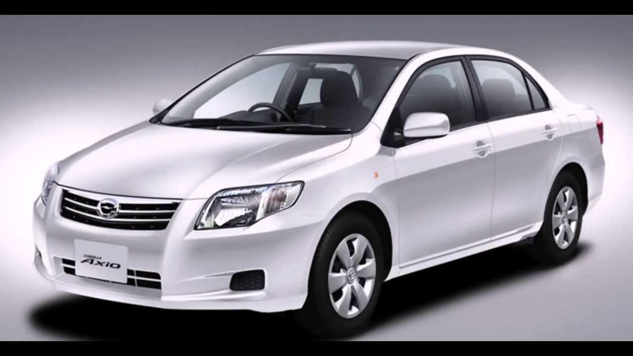2014 Toyota Corolla Axio Youtube