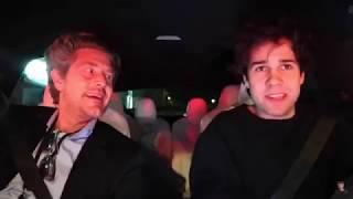 david dobrik crushing on natalie portman for 2 minutes straight