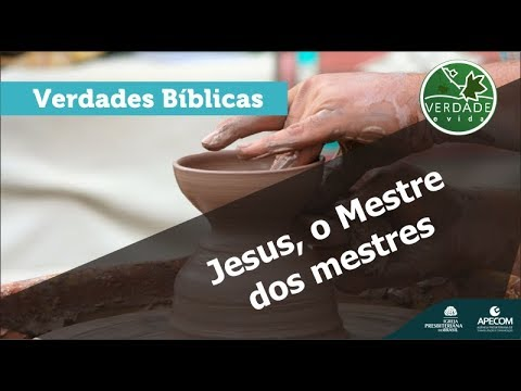 0641 - Jesus, o Mestre dos mestres