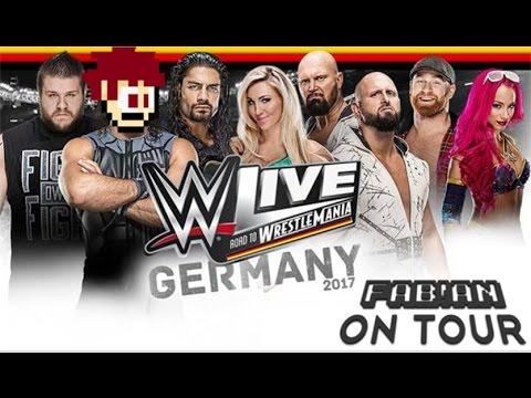 Wwe Live Düsseldorf