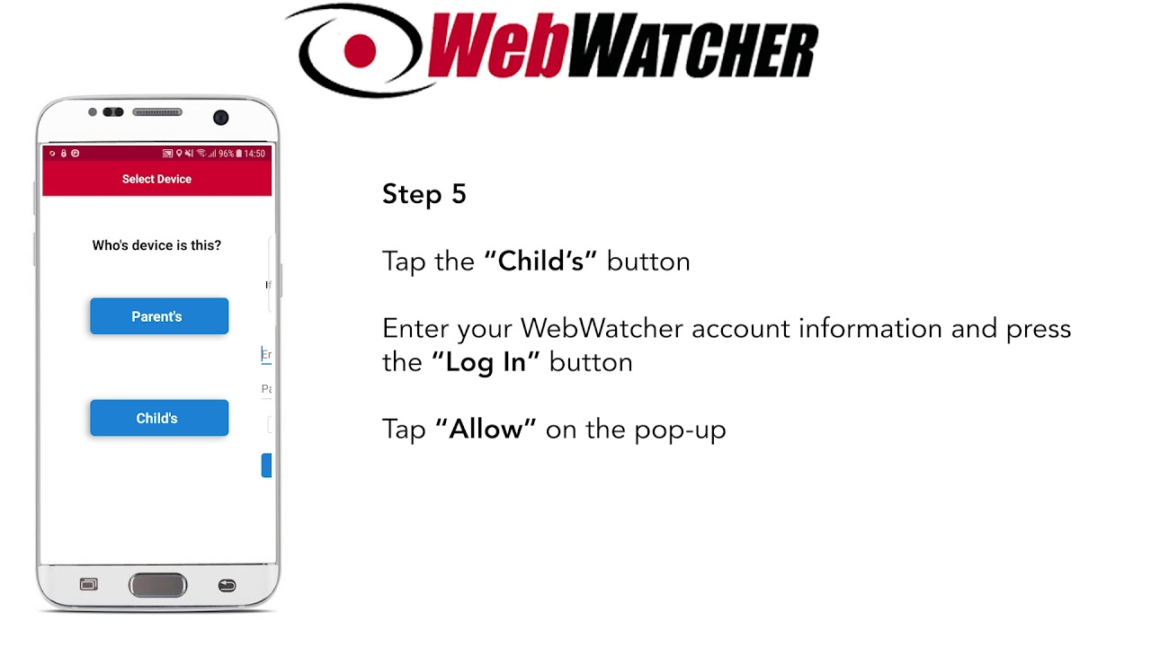 How to Install WebWatcher for Android