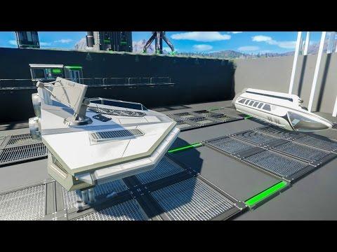 Planet Coaster :: Elite Dangerous Space Ships