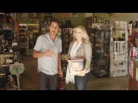 Carlsbad Village Art and Antiques Mall - Getaway San Diego - Getaway Video