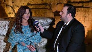 نجوى كرم: هذا رأيي بعودة فضل شاكر وبقضية أحلام واللبنانيين