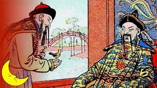 O ROUXINOL DO IMPERADOR (Hans Christian Andersen) - Contos de Fada - Leitura suave para relaxar
