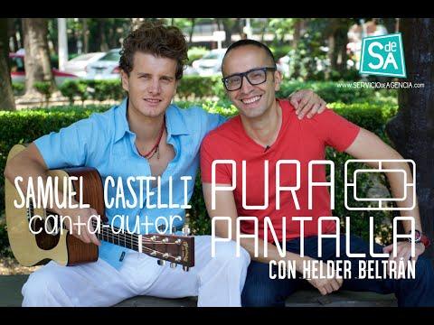 Entrevista a Samuel Castelli – Helder Beltrán