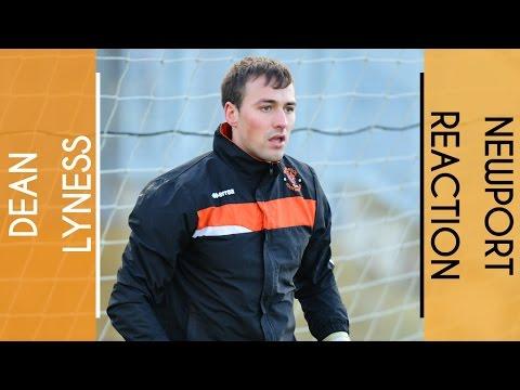 Newport Reaction | Dean Lyness