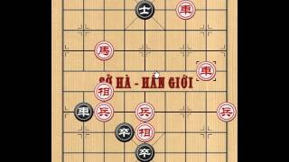Cờ Thế Khai Xuân 2017 Giải Mã Ván Cờ Thế Giang Hồ DÃ MÃ THAO ĐIỀN ( 野马操田 )