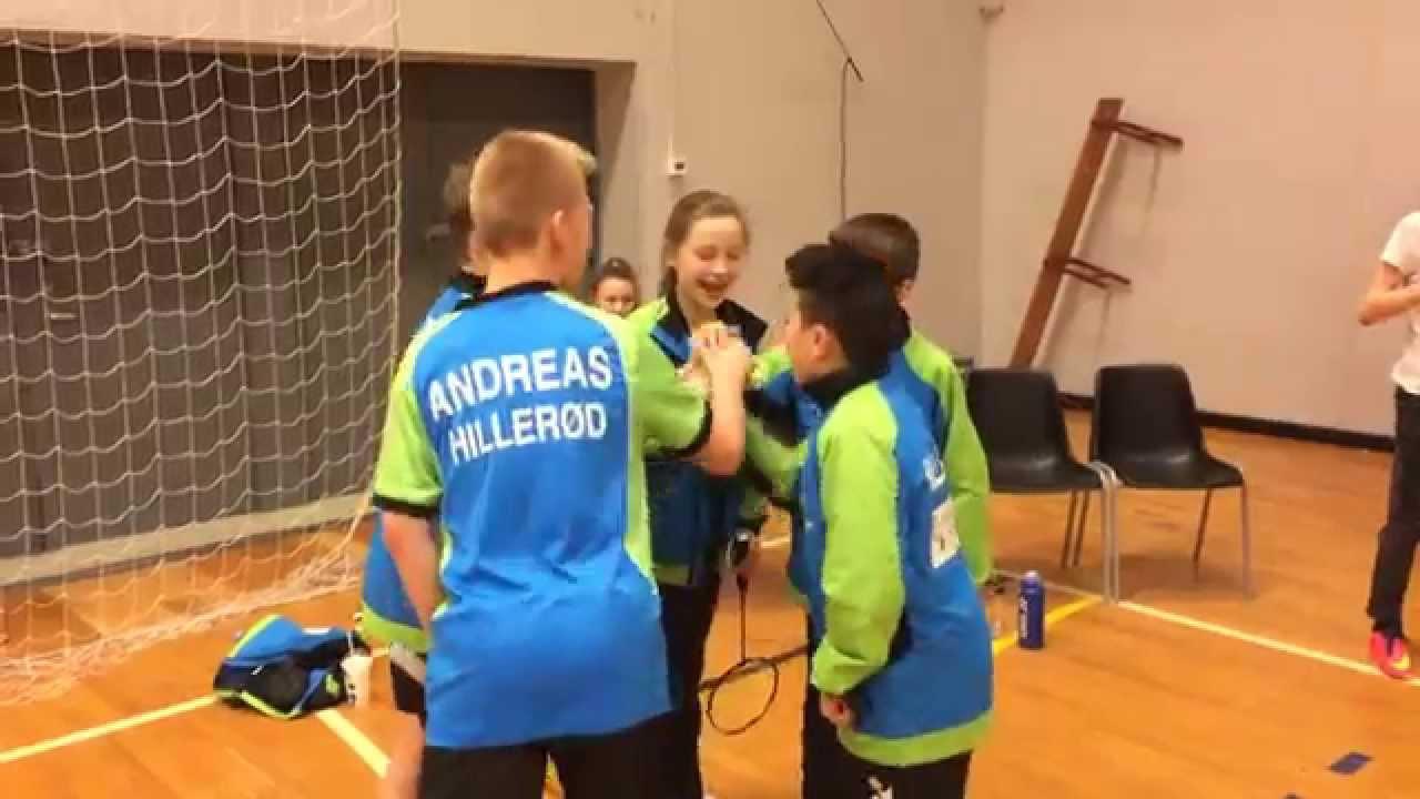 hillerød badminton