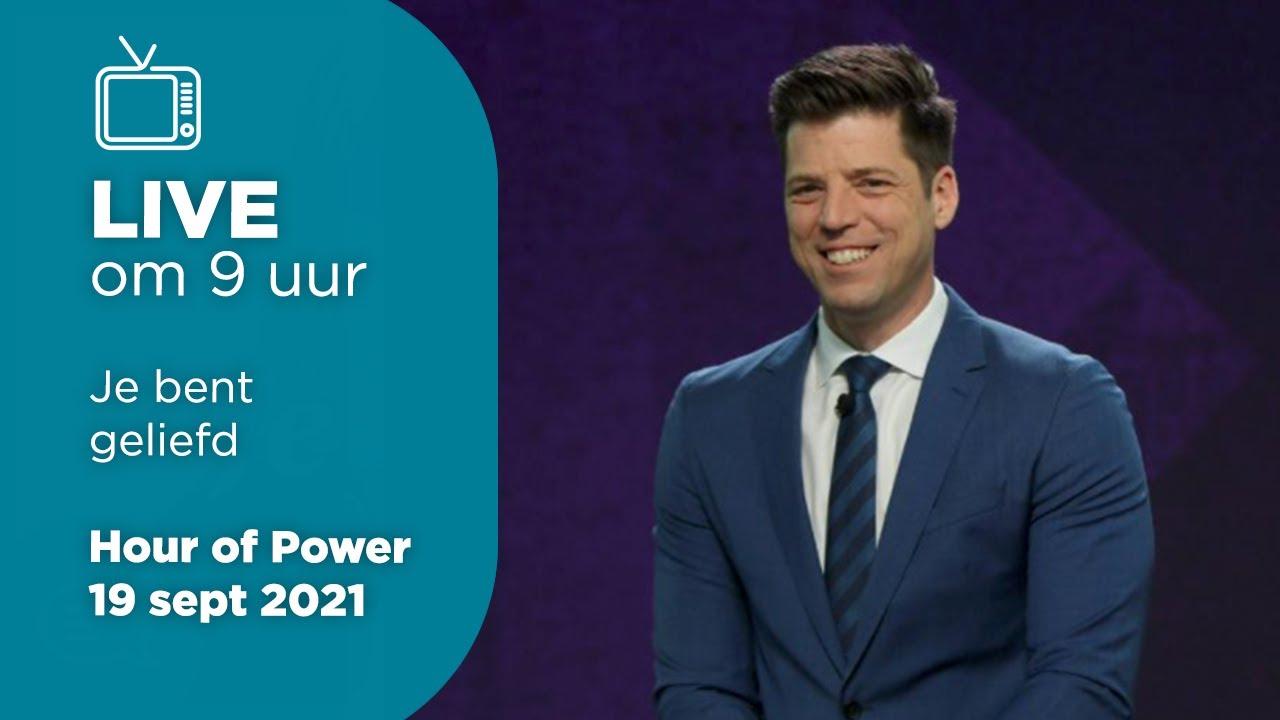 Hour of Power  Bobby Schuller  19 september 2021