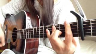 Gambar cover 春風/Rihwa ギター弾き語り