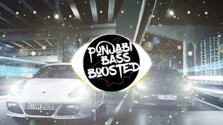 Raat Di Gedi [BASS BOOSTED] Diljit Dosanjh | PUNJABI BASS BOOSTED