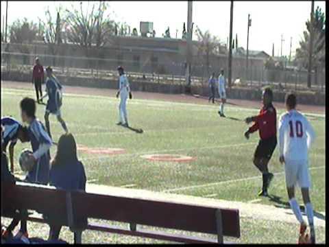 JV Soccer Burges at Jefferson Feb 2016