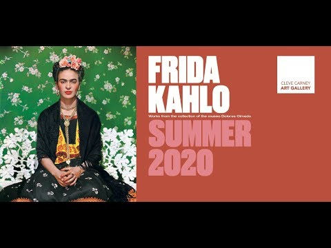 College Of DuPage: Frida Kahlo Exhibition Coming To The McAninch Arts Center, Summer 2020