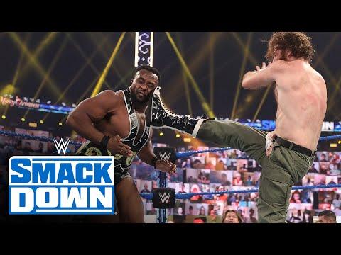 Sami Zayn vs. Big E - Intercontinental Title Lumberjack Match: SmackDown, Dec. 25, 2020